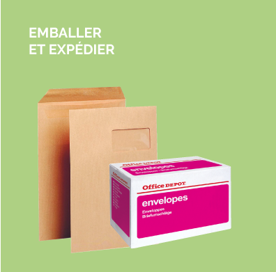 emballer et expedier
